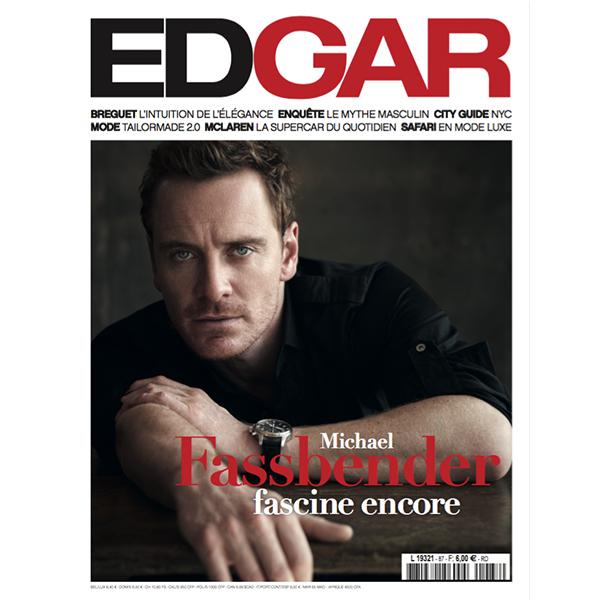 2 ans d abonnement edgar magazine. Black Bedroom Furniture Sets. Home Design Ideas
